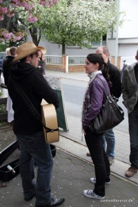 Buskin for charity