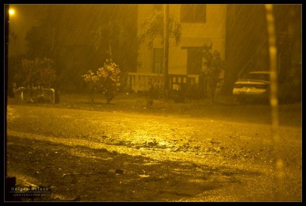 It always rains for Garifuna Settlement Day.