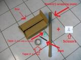 Belize mailing kit