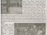 Kerstin in San Pedro Sun newspaper